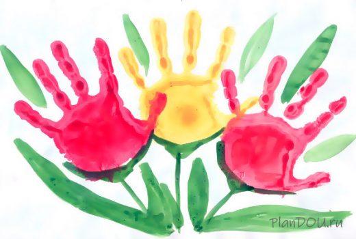 Тематическая неделя «8 марта - женский день»
