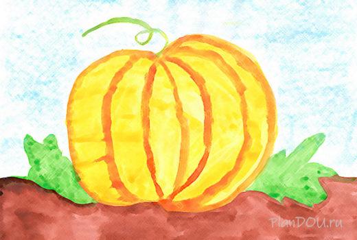Тематическая неделя «Что нам осень принесла? Овощи»