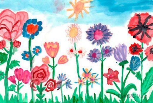 Тематическая неделя «Цветущая весна»