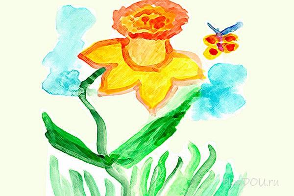 Тематическая неделя «Цветы»