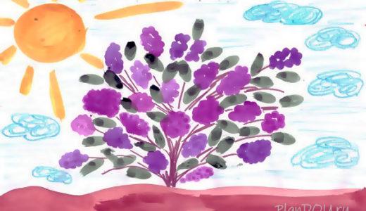 Тематическая неделя «Деревья и кустарники»