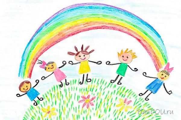 Тематическая неделя «Дети - это мир вокруг»