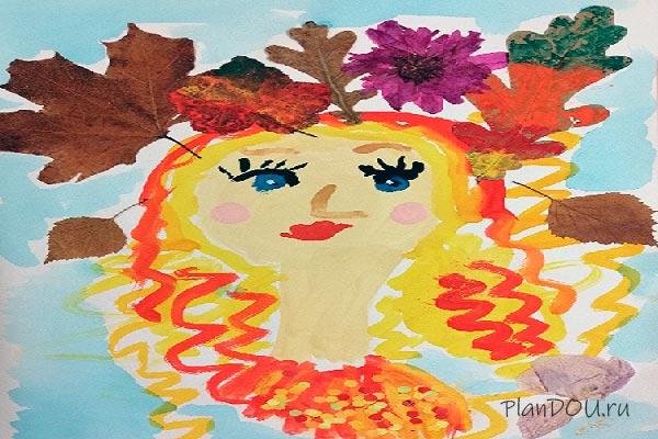 Тематическая неделя «Осень. Деревья осенью»