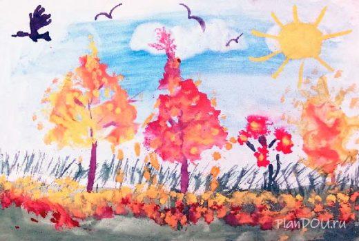 Тематическая неделя «Осень в лесу. Грибы»