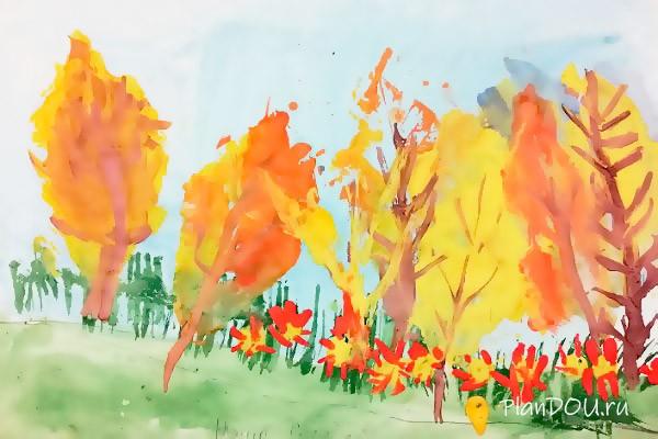 Тематическая неделя «Осень в творчестве поэтов и художников»