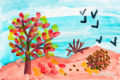 Тематическая неделя «Осень золотая в гости к нам пришла»