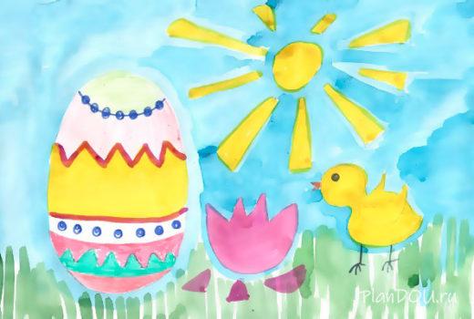 Тематическая неделя «Праздник Пасхи»