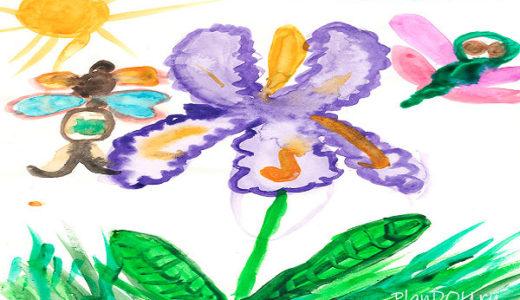 Тематическая неделя «Природа весной, насекомые»