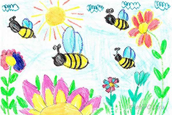 Тематическая неделя «В мире насекомых»