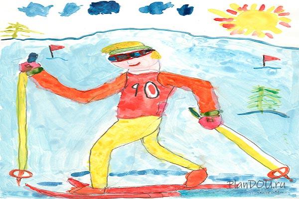 Тематическая неделя «Зимние олимпийские игры»