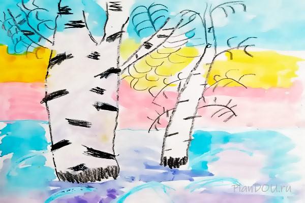 Тематическая неделя «Зимний лес»
