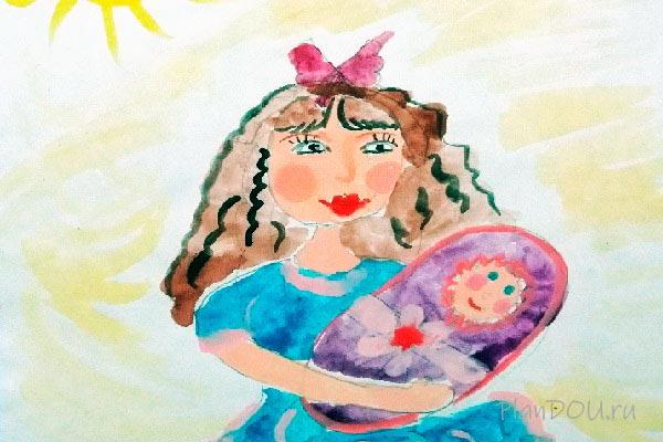 Тематическая неделя «Золотые руки бабушек и мам»